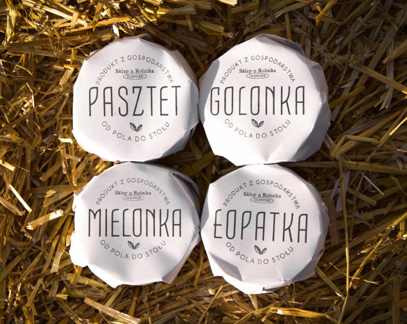"""Sklep u Rolnika """"Olender"""" - tradycyjne mięso, wędliny, pieczywo i produkty, stoły wiejskie"""